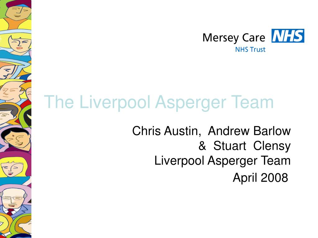 the liverpool asperger team l.