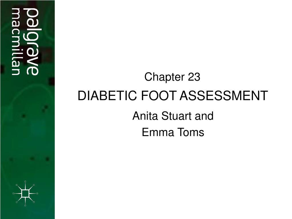 diabetic foot assessment l.