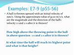 examples e7 9 p55 56
