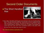 second order documents6