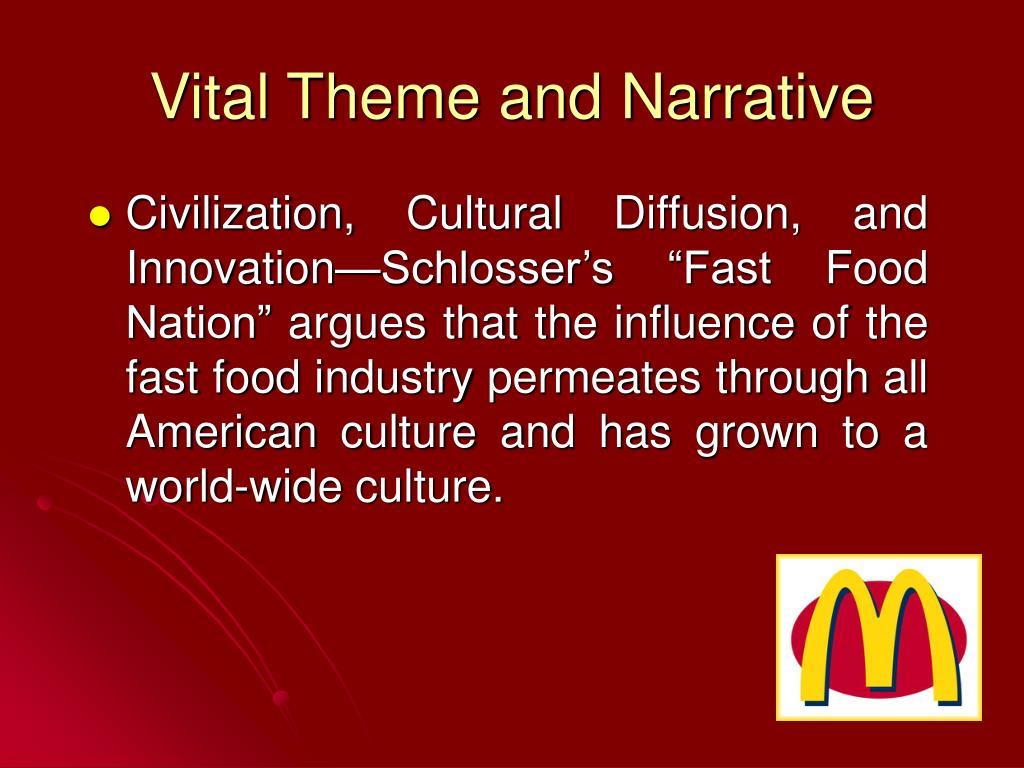 Vital Theme and Narrative