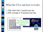 what the ci is and how it works3