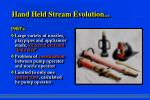 hand held stream evolution11