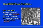 hand held stream evolution7
