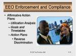 eeo enforcement and compliance15