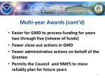 multi year awards cont d11