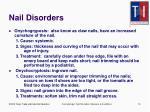 nail disorders13