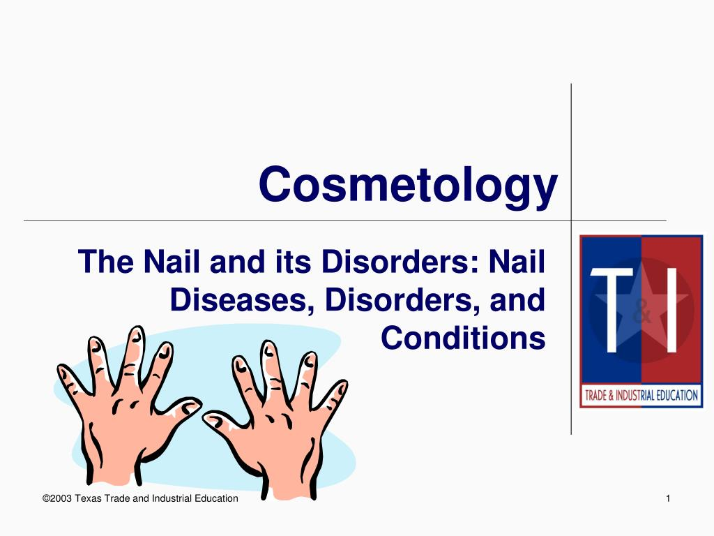 the nail and its disorders nail diseases disorders and conditions l.