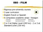ibo film