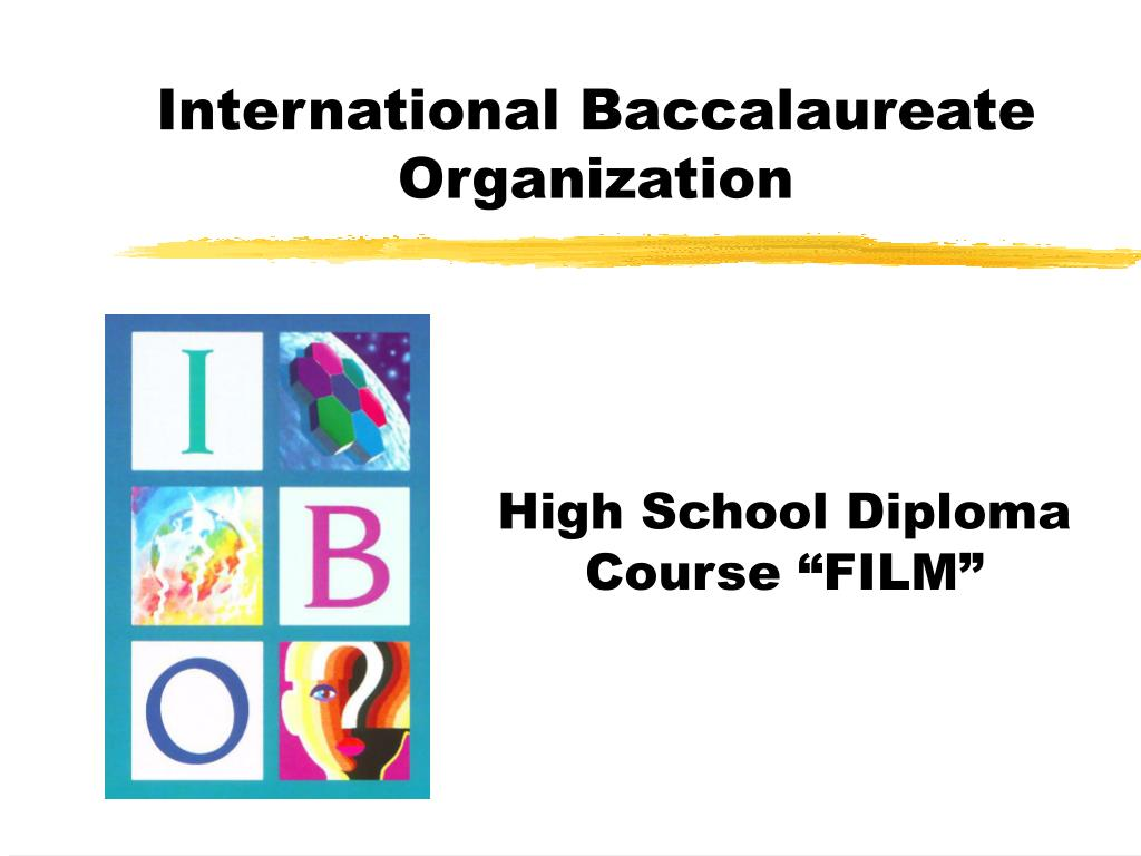 international baccalaureate organization l.