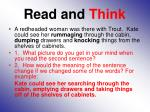 read and think48