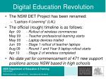 digital education revolution56