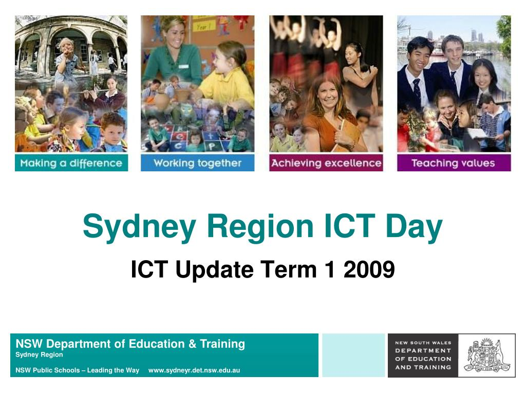 sydney region ict day l.