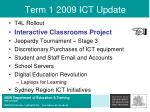 term 1 2009 ict update13