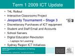 term 1 2009 ict update22