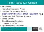 term 1 2009 ict update27