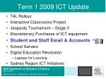 term 1 2009 ict update38