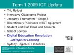 term 1 2009 ict update52