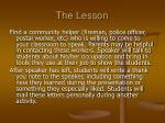 the lesson11