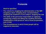 protocole15
