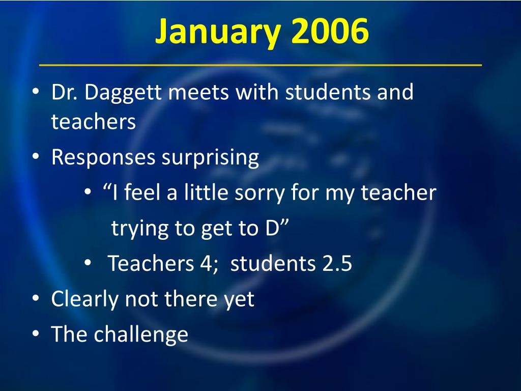 January 2006
