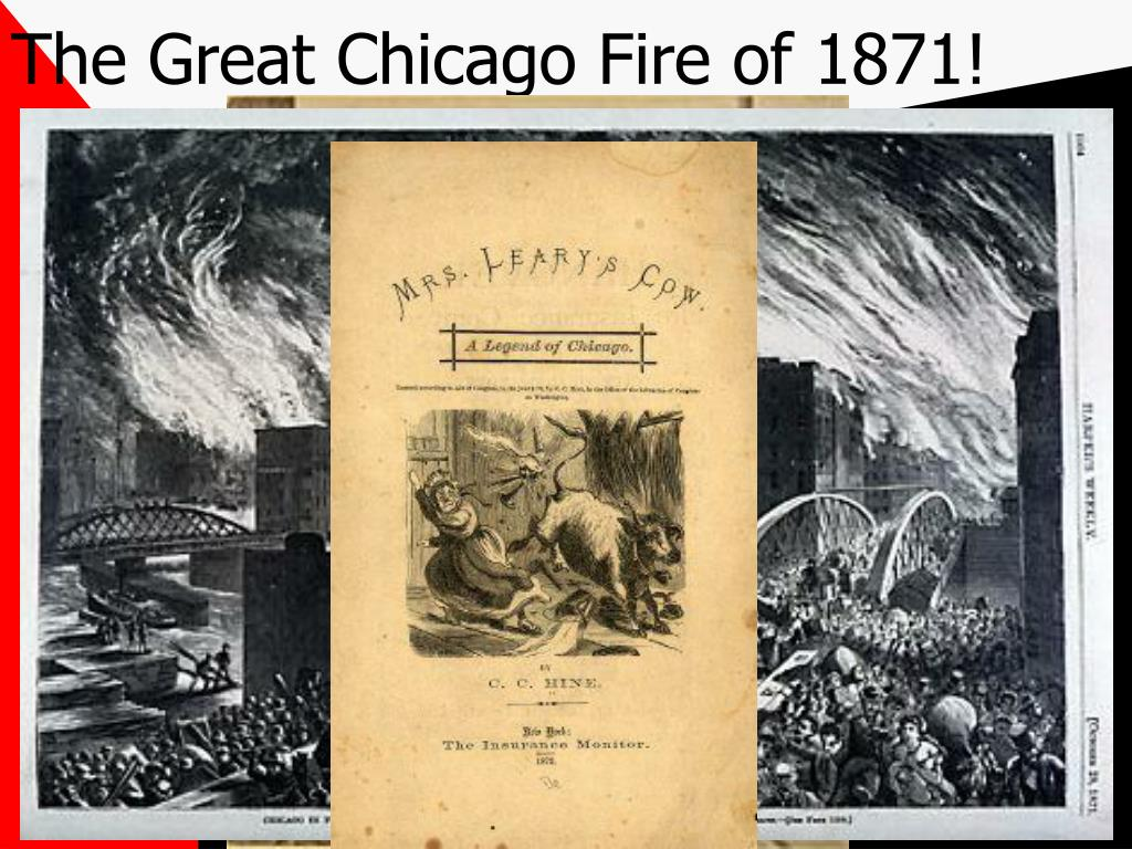 the great chicago fire of 1871 l.