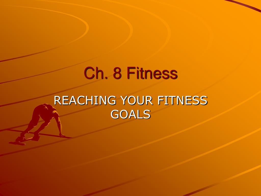 ch 8 fitness l.