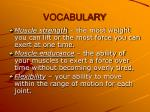 vocabulary9