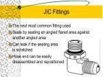 jic fittings