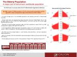 the elderly population a major part of tomorrow s worldwide population