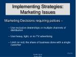 strategy analysis choice
