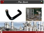 pipe spools
