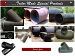 tailor made special products