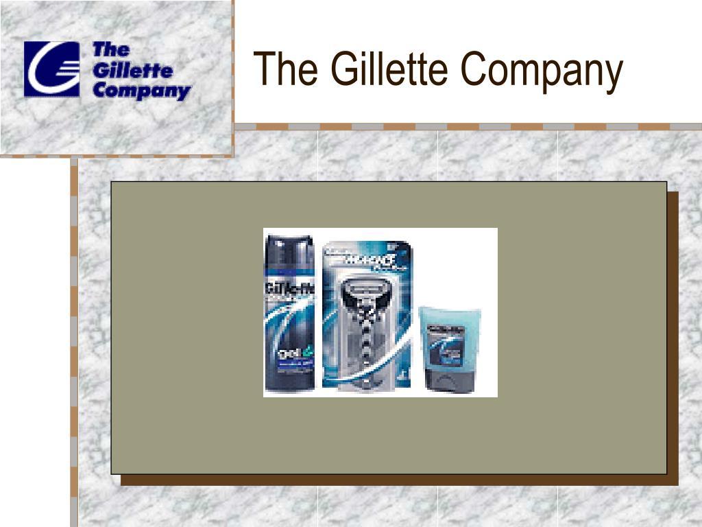 the gillette company l.