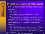 proportions ratios and rates again