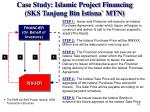 case study islamic project financing sks tanjung bin istisna mtn