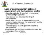 is taxation problem 3