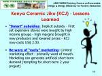kenya ceramic jiko kcj lessons learned18
