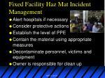 fixed facility haz mat incident management31
