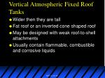 vertical atmospheric fixed roof tanks19