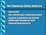 the tennessee valley authority47