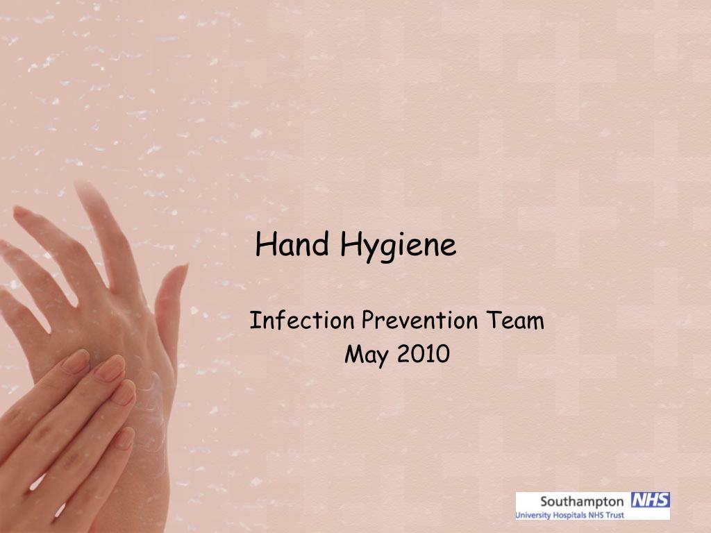hand hygiene l.