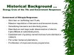 historical background energy crsis of the 70s and government responses5