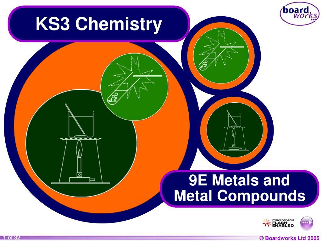 ks3 chemistry l.