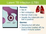 latent tb infection ltbi