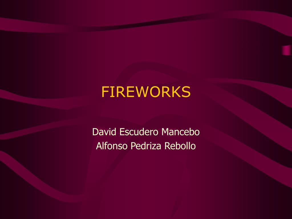 fireworks l.
