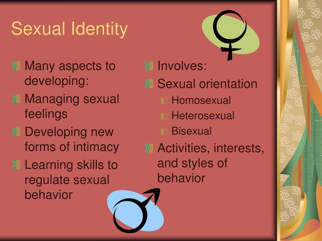 sexual orientation identity and behavior