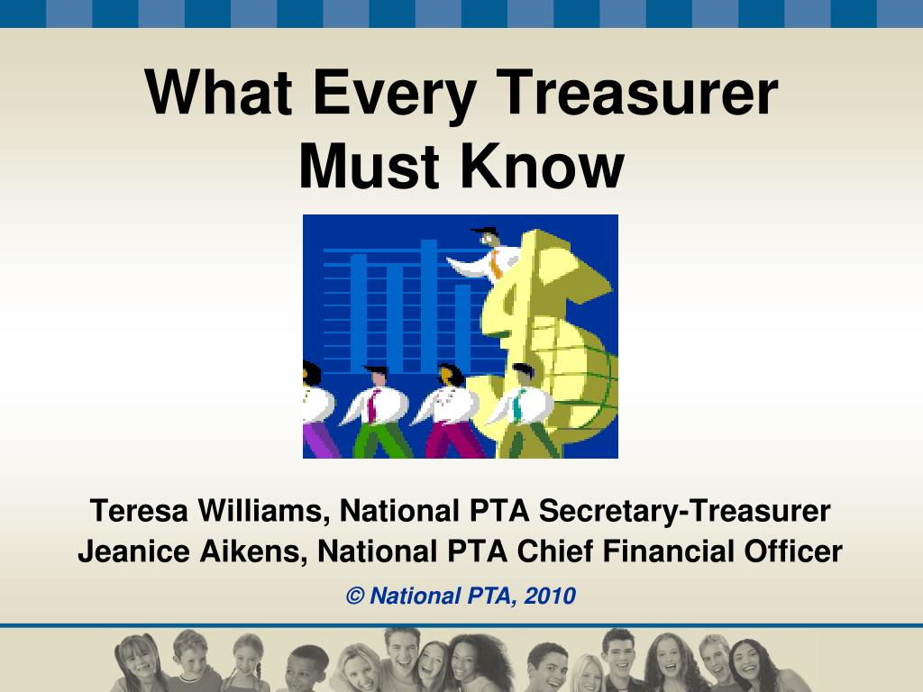 what every treasurer must know l.