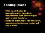 feeding issues36