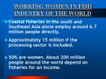 working women in fish industry of the world17